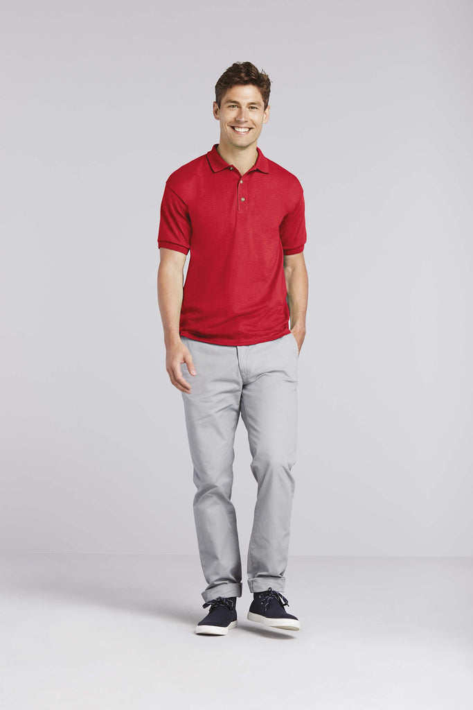 DryBlend®Adult Jersey Polo - Shirts4All NL