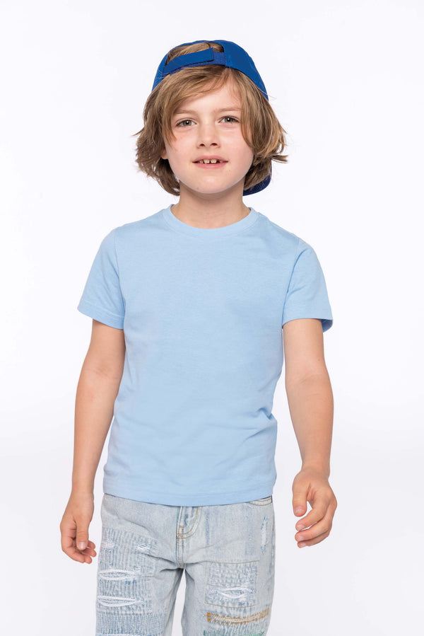 Kinder-t-shirt korte mouwen - Shirts4All NL
