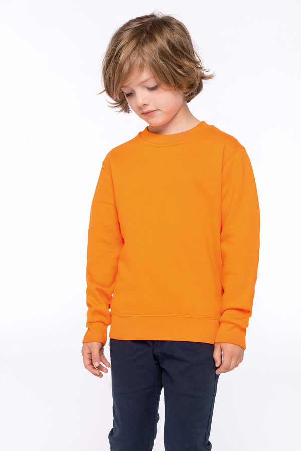 Kindersweater ronde hals - Shirts4All NL