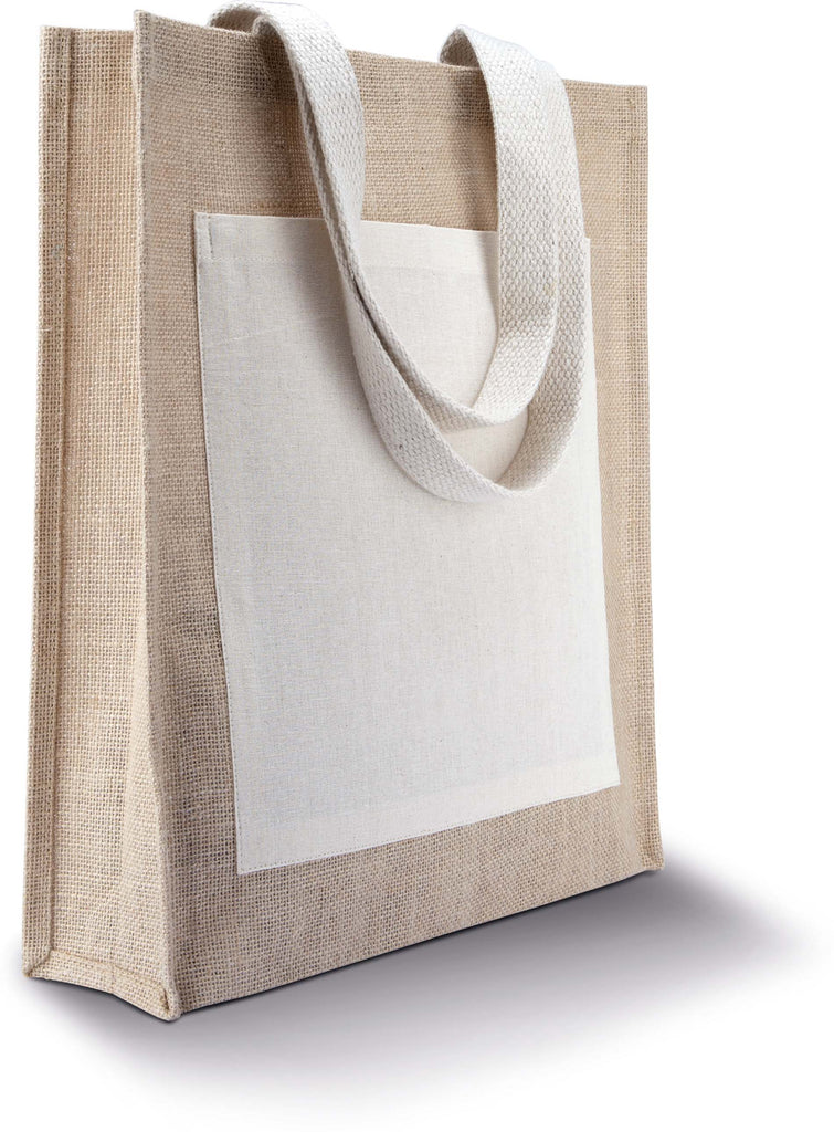 Jute Shopper - Shirts4All NL
