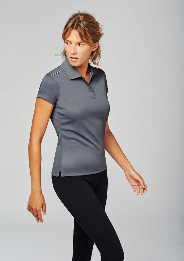 Damessportpolo - Shirts4All NL