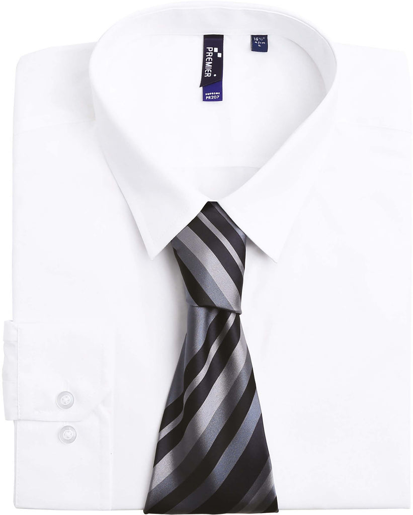 Multi Stripe Tie - Shirts4All NL