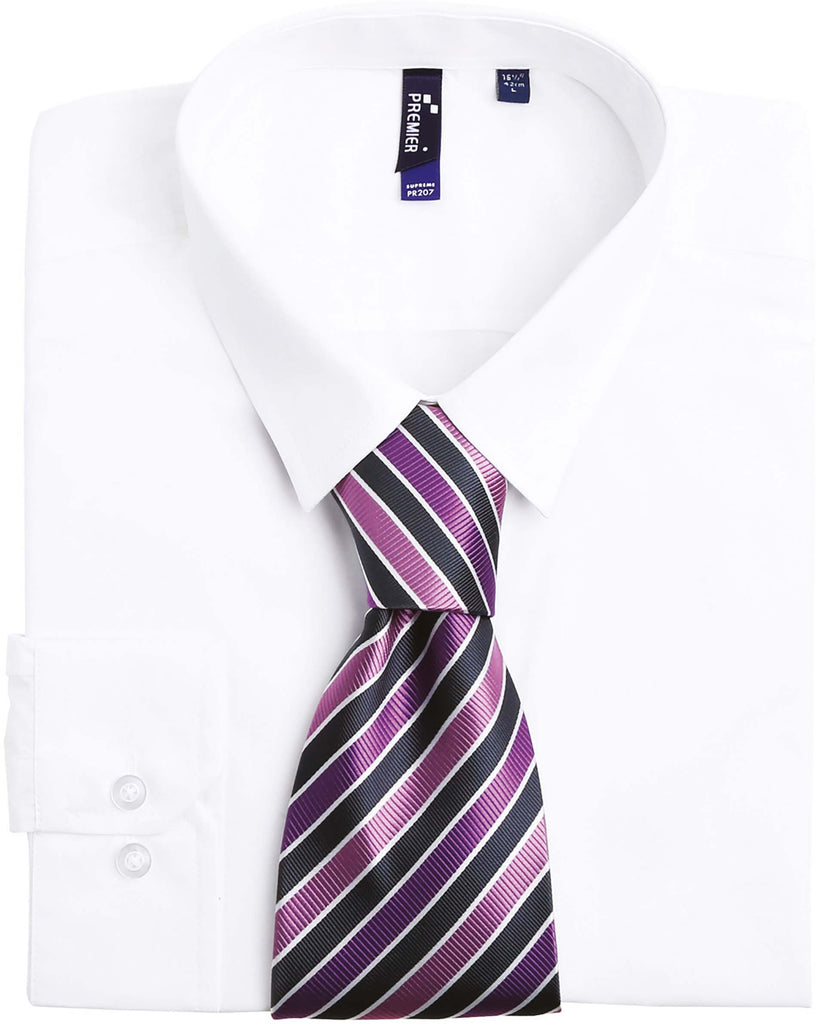 Candy Stripe Tie - Shirts4All NL