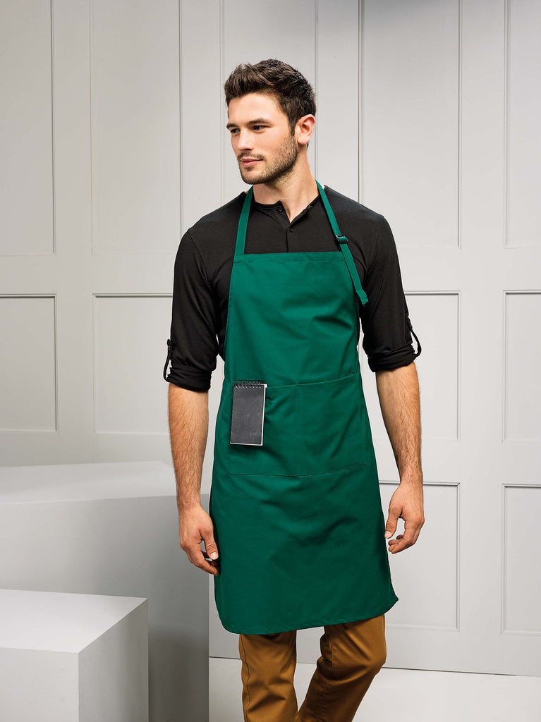 Deluxe Apron With Pocket - Shirts4All NL