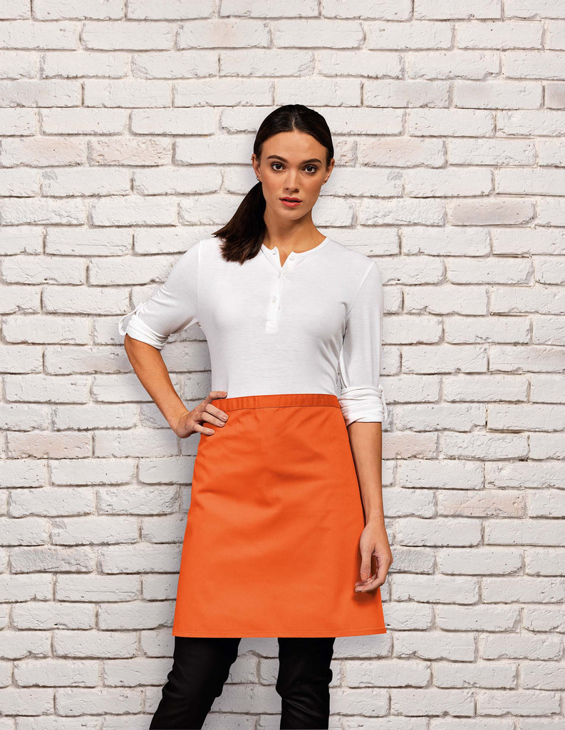 'Colours' Mid Length Apron - Shirts4All NL