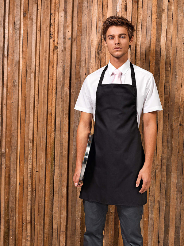 Essential Bib Apron - Shirts4All NL