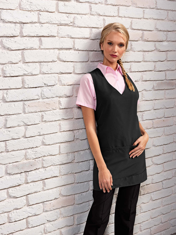 WRAP AROUND TUNIC APRON - Shirts4All NL
