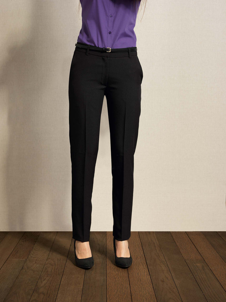 Ladies' Tapered Leg Trousers - Shirts4All NL