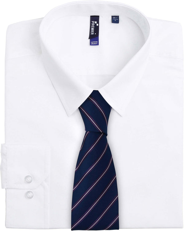 SPORTS STRIPE TIE - Shirts4All NL