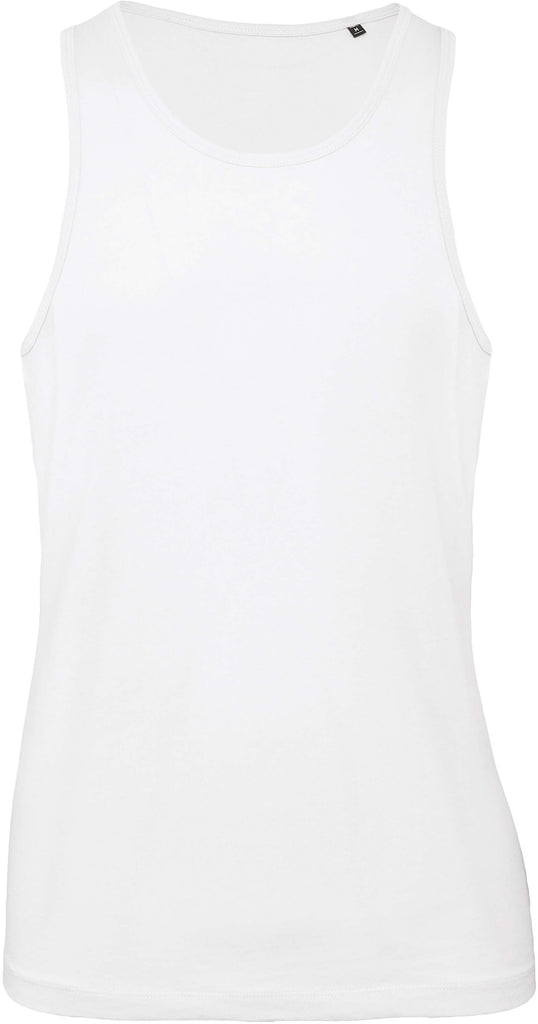 Men's organic Inspire tank top - Shirts4All NL