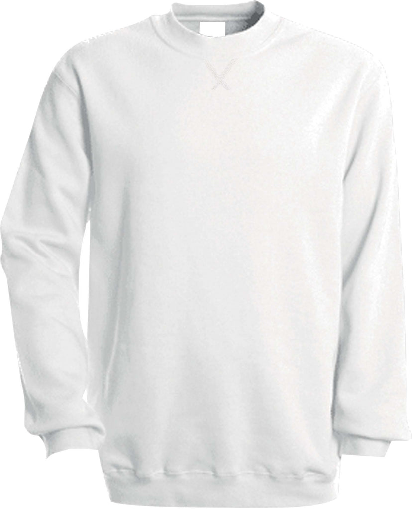 Sweater met ronde hals - Shirts4All NL