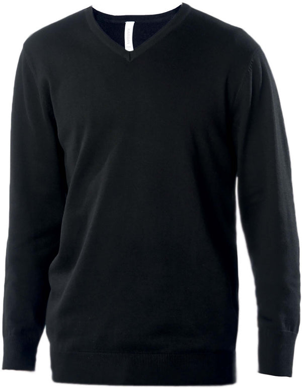 Heren pullover met v-hals - Shirts4All NL