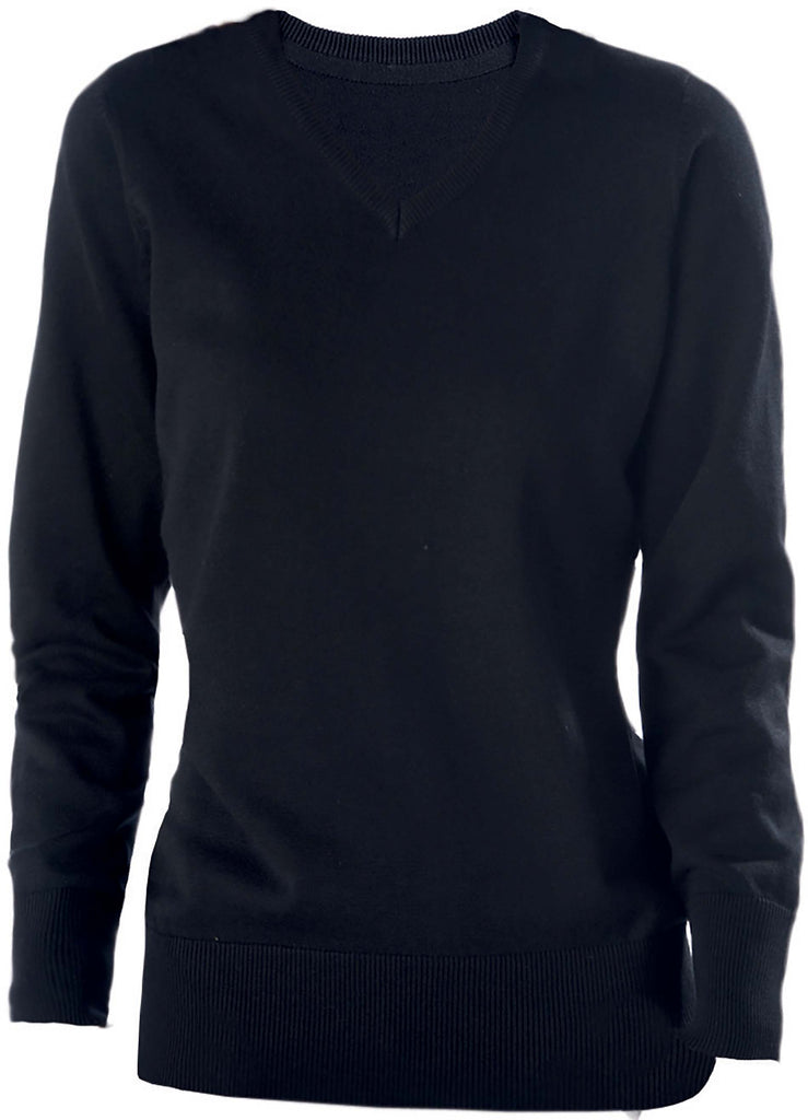 Dames Pullover Met V-hals - Shirts4All NL