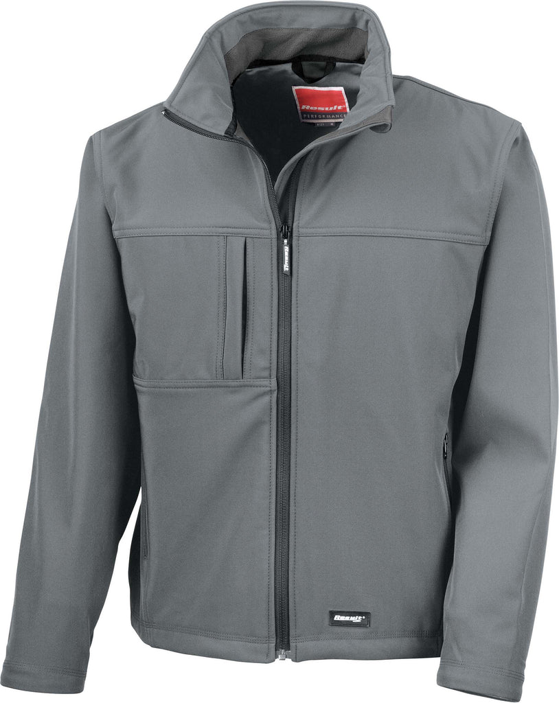 Classic Soft Shell Jacket - Shirts4All NL