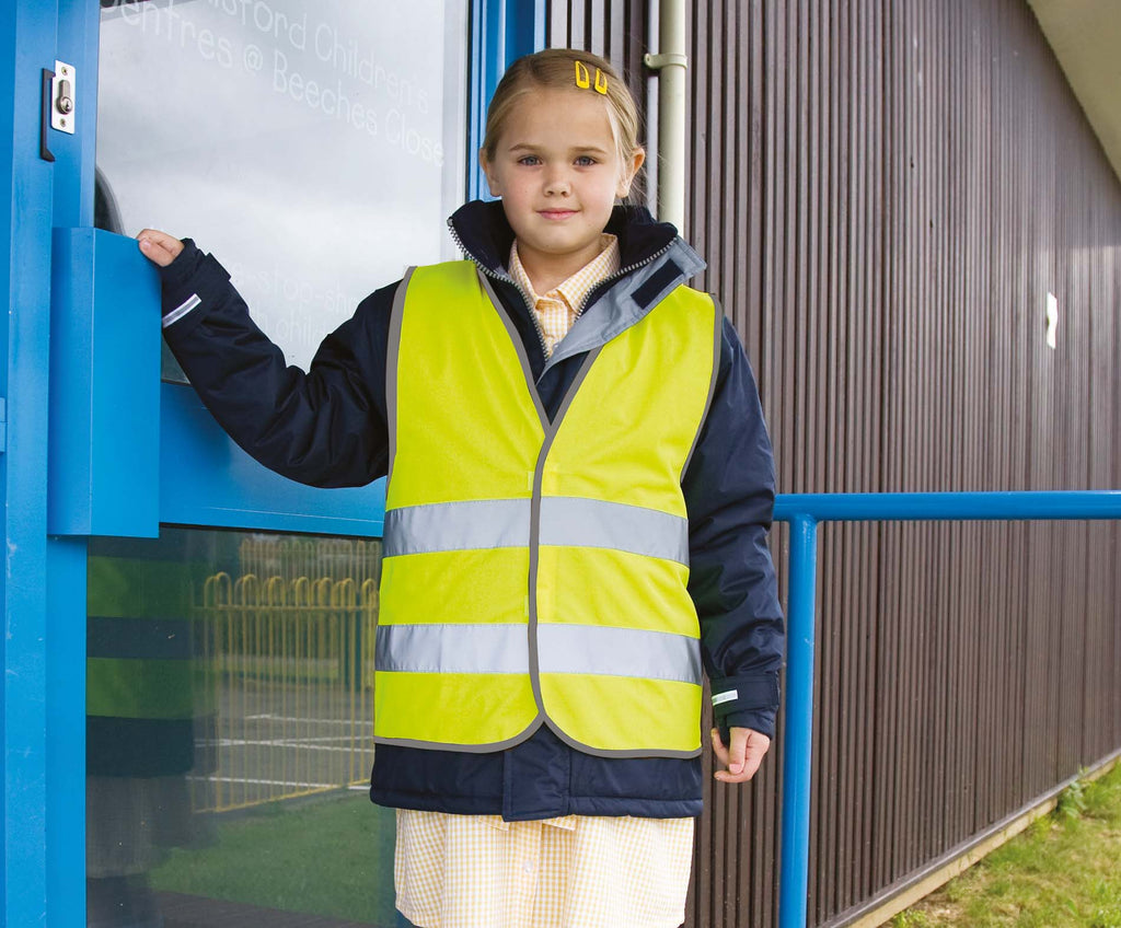 Core Junior Safety Vest - Shirts4All NL