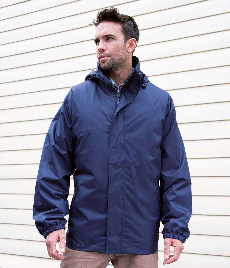 3-in-1 Jacket With Quilted Bodywarmer - Shirts4All NL
