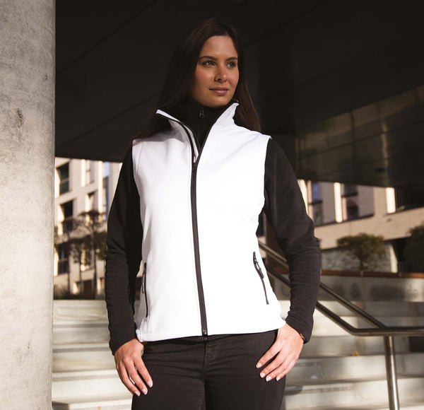 Core Ladies Printable Softshell Bodywarmer - Shirts4All NL