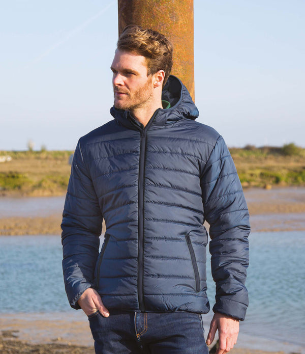 Soft padded jacket - Shirts4All NL