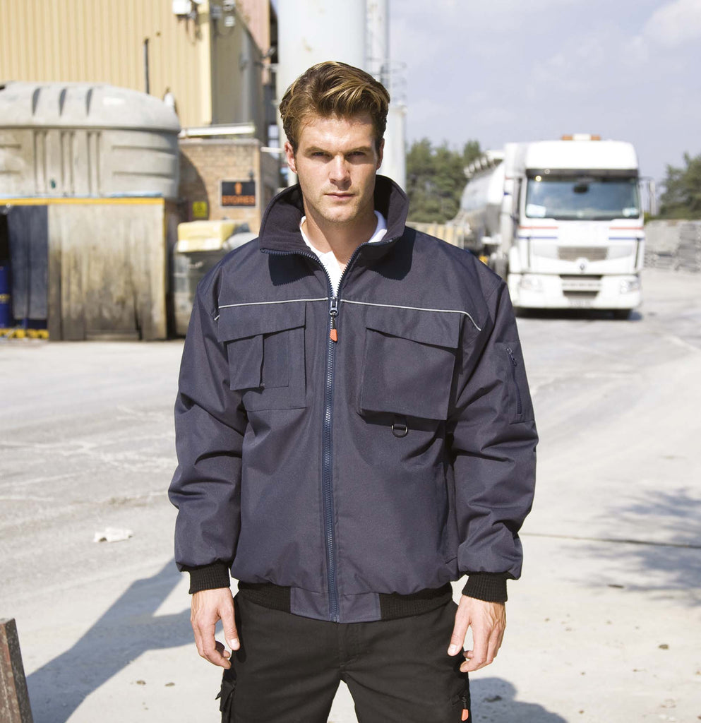 Work-guard Sabre Pilot Jacket - Shirts4All NL