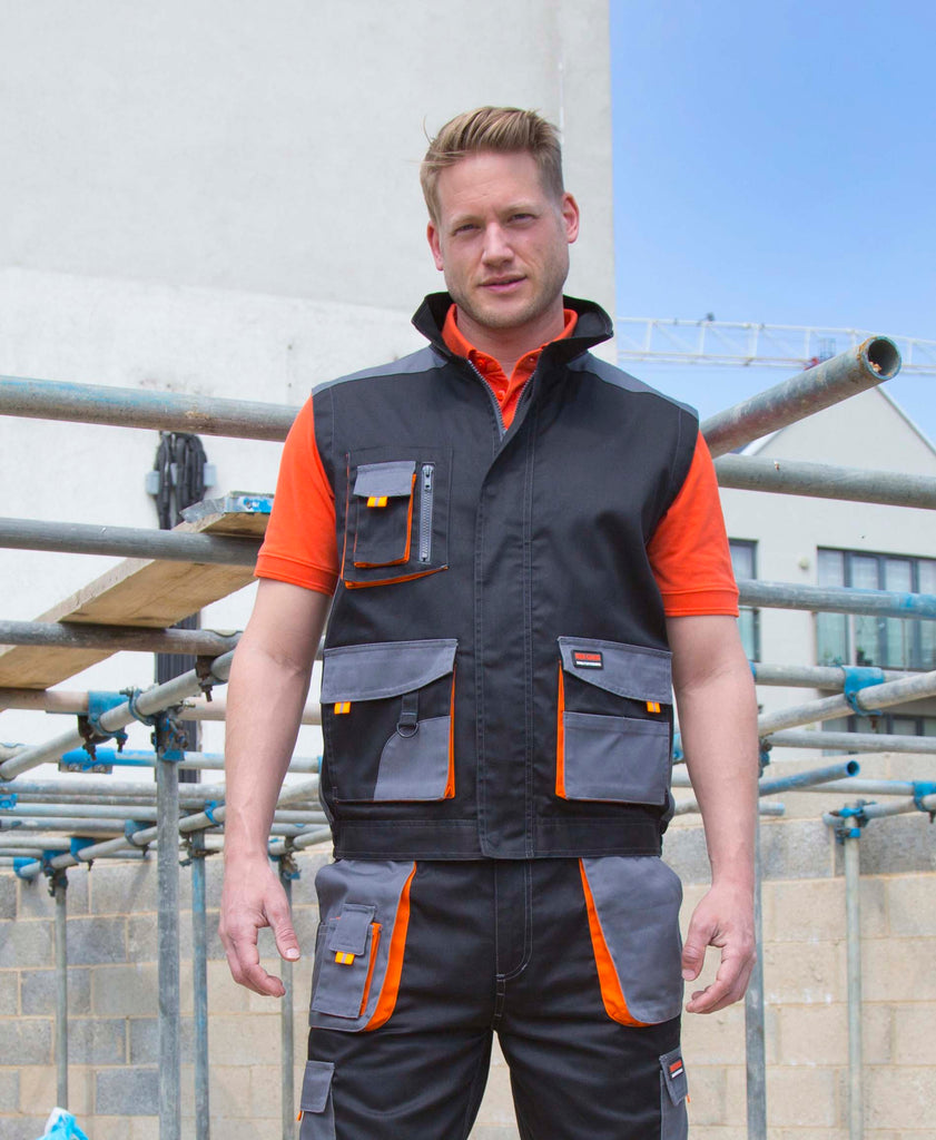Work-guard Lite Gilet - Shirts4All NL