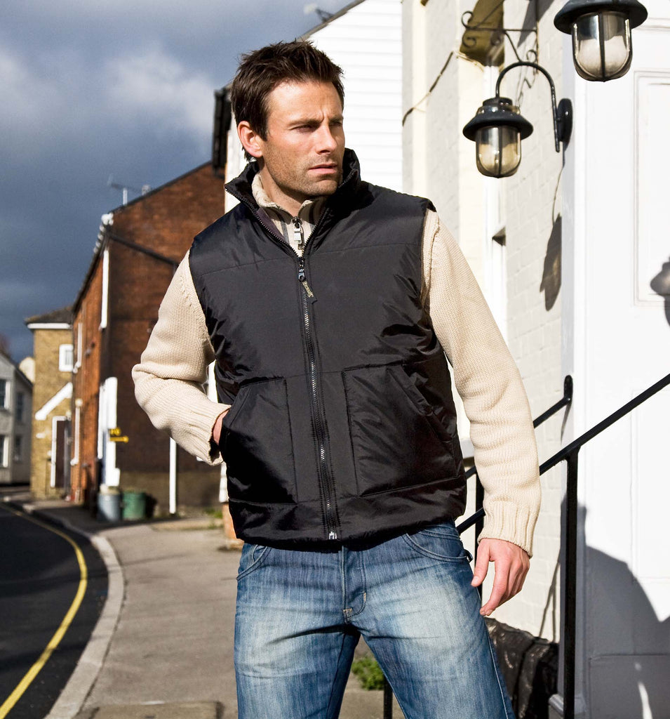 Fleece Lined Bodywarmer - Shirts4All NL