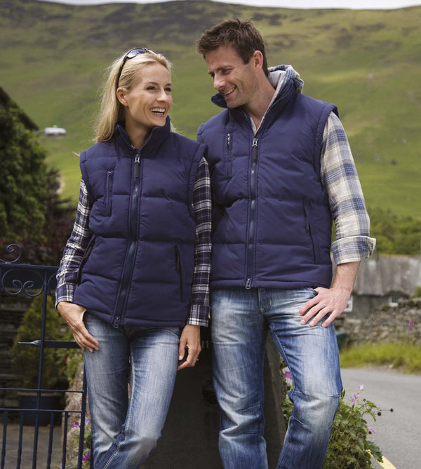 Ultra Padded Bodywarmer - Shirts4All NL