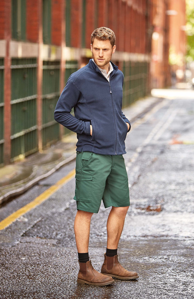 Polycotton Twill Shorts - Shirts4All NL