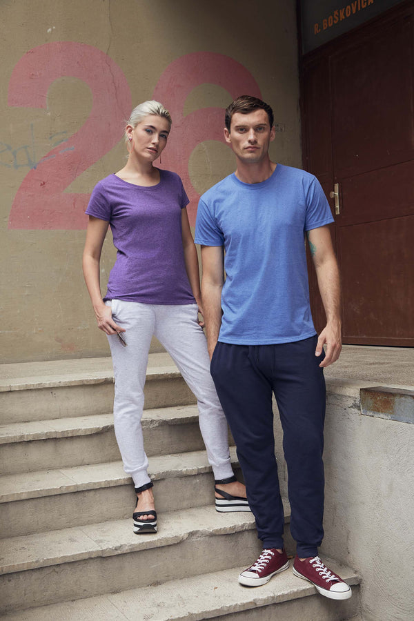 LIGHTWEIGHT CUFFED JOG PANTS - Shirts4All NL