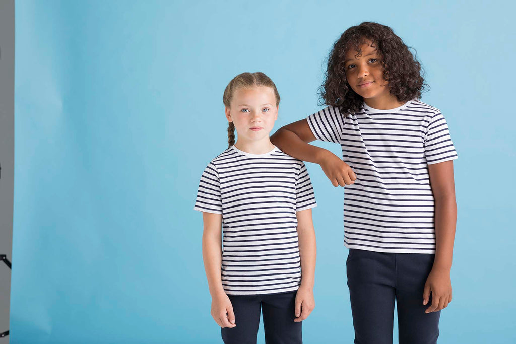 KIDS' STRIPED T-SHIRT - Shirts4All NL
