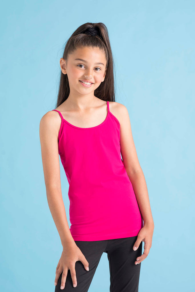 Kids' Spaghetti Vest with Adjustable Straps - Shirts4All NL
