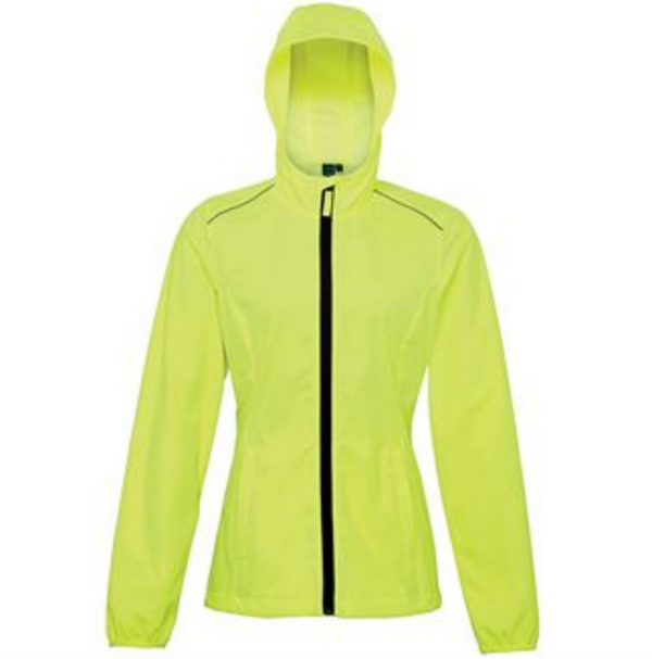 TR080 Women's TriDri® ultralight layer softshell