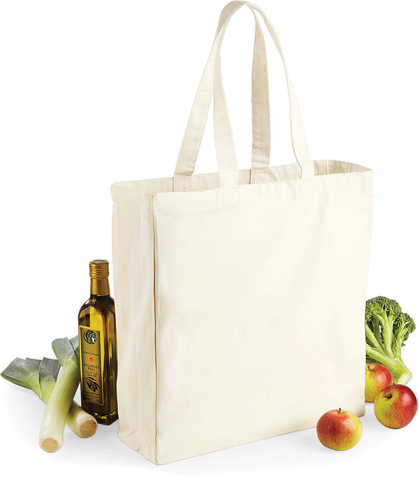 Canvas Classic Shopper - Shirts4All NL