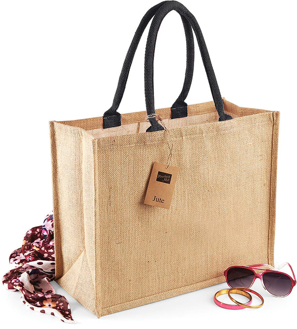 Jute classic shopper - Shirts4All NL