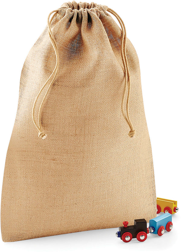 Jute Stuff Bag - Shirts4All NL