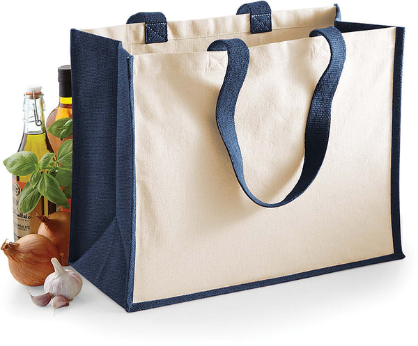 Printers' jute classic shopper - Shirts4All NL