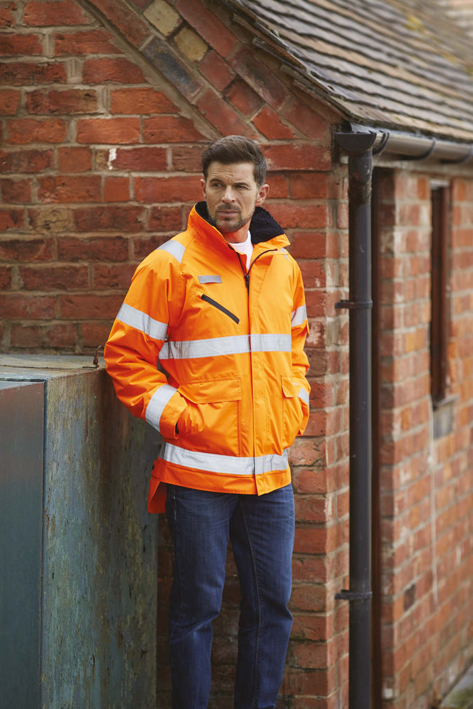 Fontaine Storm - Hi-Vis jacket - Shirts4All NL