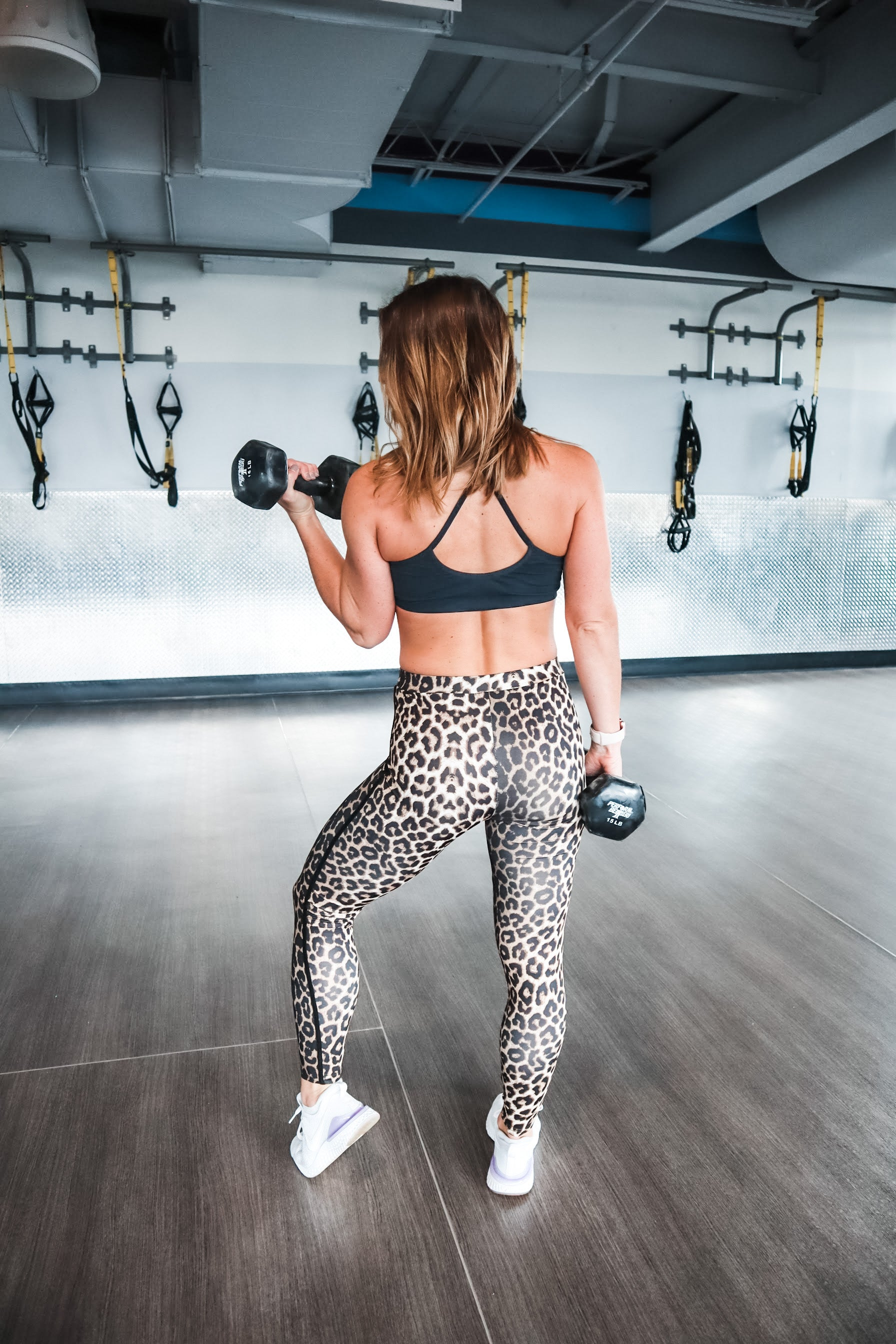 Leopard Ultra Light-Weight Athleisure Leggings