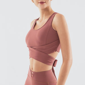 Bandage Top With Built-In Bra - 3 color options