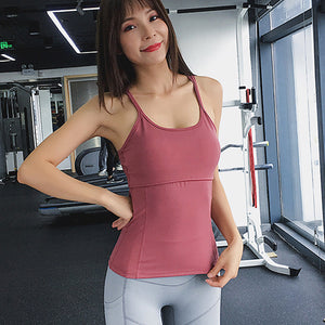 Criss-Cross Cutout Tank - 6 color options