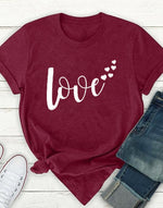 Love Valentine's Day T-Shirt