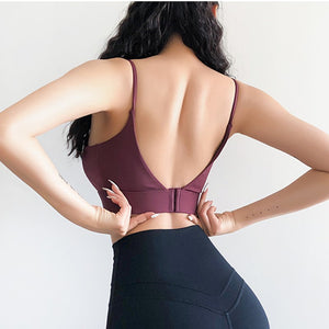 Baby Got Back Sports Bra - 4 color options