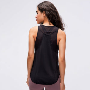 Breathable Loose Fit Tank - 4 color options
