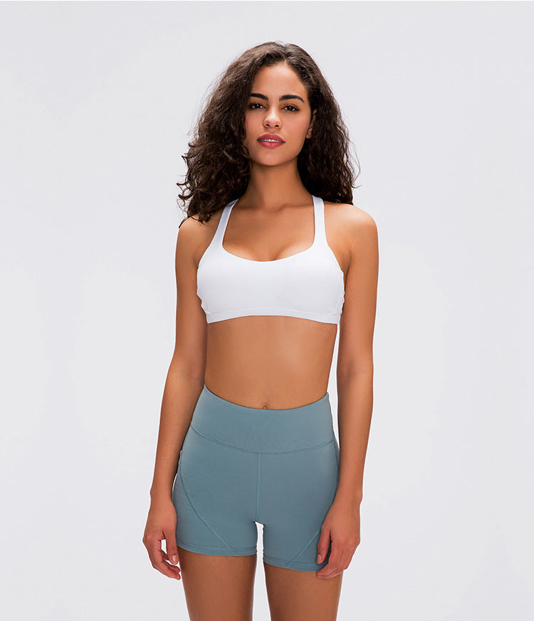 Butter Soft Light Sports Bra - 5 color options