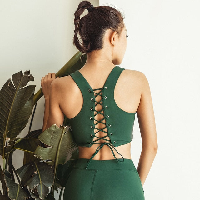 Lace Up Set OR Separates - 3 color options