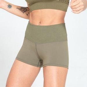 Tummy Control Booty Shorts - 3 color options