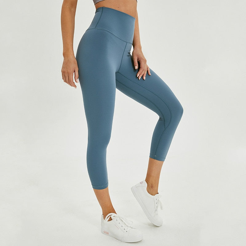 Butter Soft Capri Leggings - 10 color options