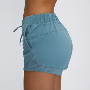 Naked-Feel Drawstring Shorts - 4 color options