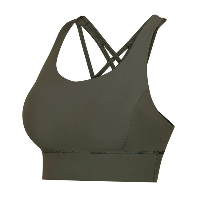 Butter Soft Sports Bra - 4 color options