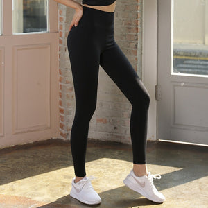 Lace-Up Back High Waisted Leggings - 3 color options