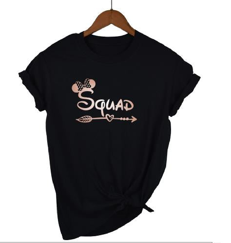 Disney Bride Squad T-Shirts